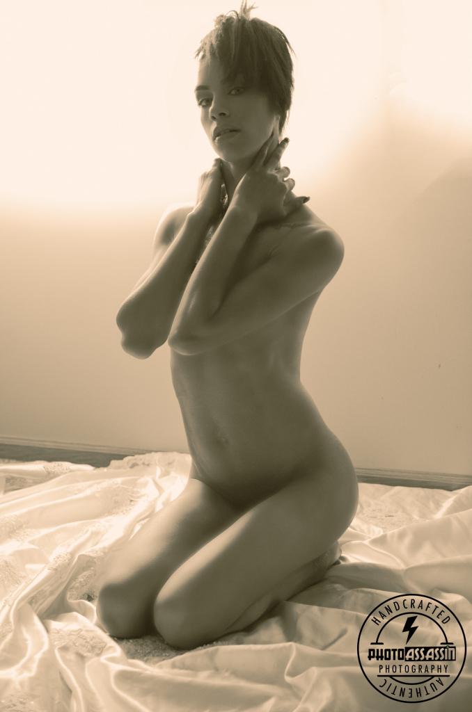 teja boudoir shot