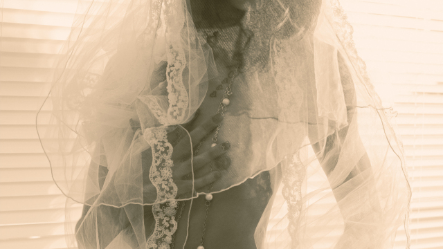 Teja Wedding Boudoir