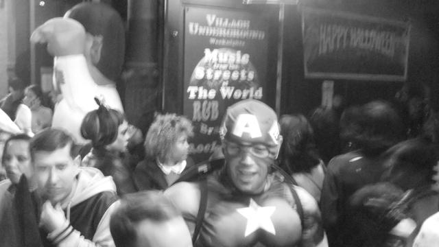 NYC Halloween 2014